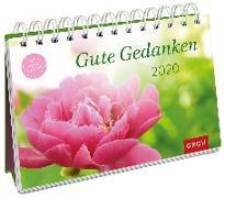 Cover-Bild zu Gute Gedanken 2020: Postkarten-Kalender mit separatem Wochenkalendarium