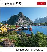 Cover-Bild zu Norwegen Kalender 2020