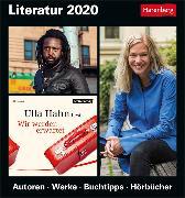 Cover-Bild zu Literatur Kalender 2020
