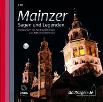 Cover-Bild zu Mainzer Sagen und Legenden von Hammann, Kristina