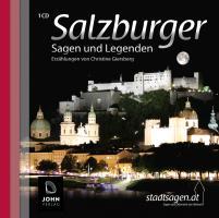 Cover-Bild zu Salzburger Sagen und Legenden von Giersberg, Christine