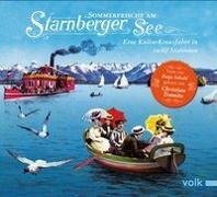 Cover-Bild zu Sommerfrische am Starnberger See von Sebald, Katja