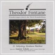 Cover-Bild zu Wanderungen 22 durch die Mark Brandenburg. Falkenberg, Kienbaum, Malchow von Fontane, Theodor