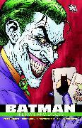 Cover-Bild zu Batman: The Man Who Laughs von Brubaker, Ed