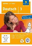 Cover-Bild zu Alfons Lernwelt. Deutsch 3. Aktuelle Ausgabe. EL von Flierl, Ute