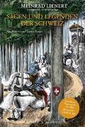 Cover-Bild zu Lienert, Meinrad: Sagen und Legenden der Schweiz (NA)