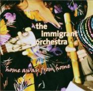 Cover-Bild zu Home away from home von The Bremen Immigrant Orchester
