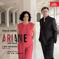 Cover-Bild zu Ariane H 370 / Doppelkonzert für zwei Streichorchester, Klavier und Pauken H 271 von Martinu, Bohuslav (Komponist)