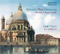 Cover-Bild zu Venezianische Flötenkonzerte von Vivaldi, Galuppi (Komponist)