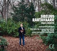 Cover-Bild zu Violinkonzerte von Sibelius, Jean