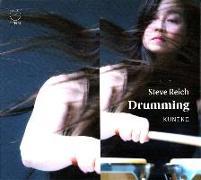 Cover-Bild zu Drumming von Reich, Steve (Komponist)
