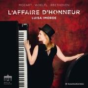 Cover-Bild zu Affaire d'Honneur von Imorde, Luisa