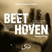 Cover-Bild zu Klavierkonzert Nr. 2; Tripelkonzert von Beethoven, Ludwig van