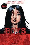 Cover-Bild zu Garth Ennis: The Boys Omnibus Vol. 4 TP