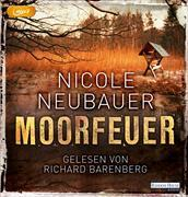 Cover-Bild zu Moorfeuer von Neubauer, Nicole