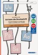 Cover-Bild zu Ich kann die Druckschrift Ausgabe mit Artikelkennzeichnung von Langhans, Katrin