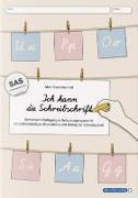 Cover-Bild zu Ich kann die Schreibschrift in SAS von Langhans, Katrin