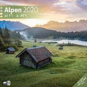 Cover-Bild zu Alpen 2020