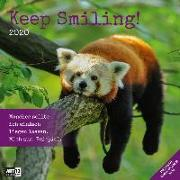 Cover-Bild zu Keep Smiling 2020