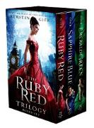 Cover-Bild zu Gier, Kerstin: The Ruby Red Trilogy Boxed Set