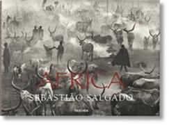 Cover-Bild zu Sebastião Salgado. Africa von Couto, Mia