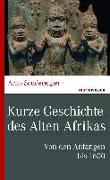 Cover-Bild zu Kurze Geschichte des Alten Afrikas von Sonderegger, Arno