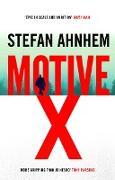 Cover-Bild zu Motive X (eBook) von Ahnhem, Stefan