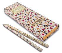 Cover-Bild zu Insel-Bücherei Bleistift-Set II. 6 Bleistifte mit Zitaten
