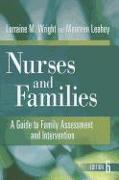 Cover-Bild zu Nurses and Families 6e von Wright, Lorraine M.