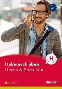 Cover-Bild zu Italienisch üben - Hören & Sprechen A1 von Pedrotti, Gianluca