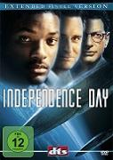 Cover-Bild zu Roland Emmerich (Reg.): Independence Day - Extended Cut