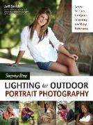 Cover-Bild zu Smith, Jeff: Step-by-Step Lighting for Outdoor Portrait Photography