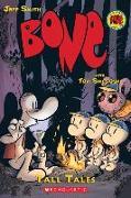 Cover-Bild zu Sniegoski, Tom: Tall Tales (Bone Prequel)