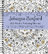 Cover-Bild zu Basford, Johanna: Johanna Basford 2022 Coloring Weekly Planner Calendar