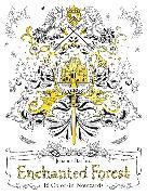 Cover-Bild zu Basford, Johanna: Enchanted Forest: 12 Colour-in Notecards
