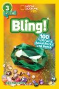 Cover-Bild zu eBook National Geographic Reader: Bling! (L3): 100 Fun Facts About Rocks and Gems (National Geographic Readers)