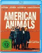 Cover-Bild zu American Animals Blu Ray