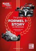 Cover-Bild zu Die große Formel 1-Story von 1950 bis heute