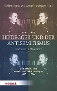 Cover-Bild zu Homolka, Walter (Hrsg.): Heidegger und der Antisemitismus