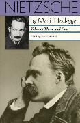 Cover-Bild zu Heidegger, Martin: Nietzsche: Volumes Three and Four