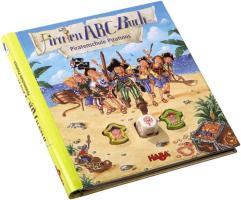 Cover-Bild zu Piraten ABC-Buch - Piratenschule Piratinos