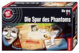 Cover-Bild zu Die Spur des Phantoms