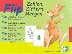 Cover-Bild zu Flip - Zahlen, Ziffern, Mengen