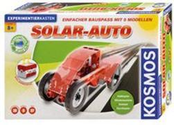Cover-Bild zu Solar-Auto