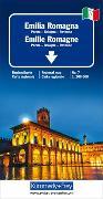 Cover-Bild zu Emilia-Romagna. 1:200'000 von Hallwag Kümmerly+Frey AG (Hrsg.)