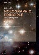 Cover-Bild zu Holographic Principle (eBook)