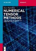 Cover-Bild zu Numerical Tensor Methods (eBook)
