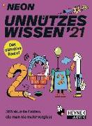 Cover-Bild zu NEON - Unnützes Wissen 2021
