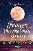 Cover-Bild zu Frauen-Mondkalender 2020