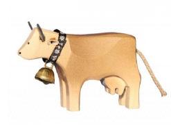 Cover-Bild zu Kuh 1 stehend braun